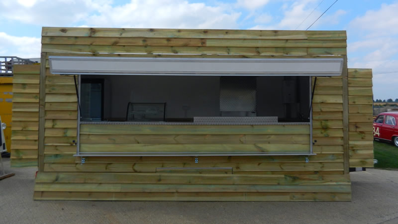 Bespoke Catering Trailers