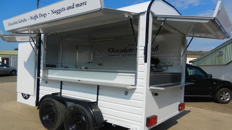 Horsebox Catering Conversions
