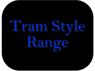Catering Trailers Tram Style Range